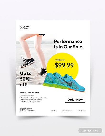 Promotional Flyer Template