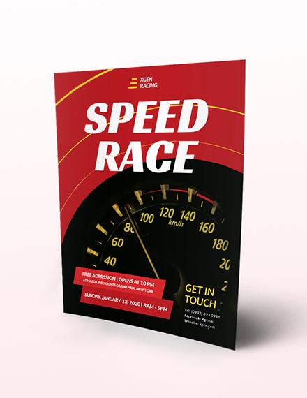 Racing Flyer Download