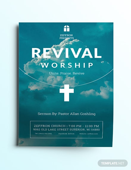 11 Free Church Flyer Templates Download Ready Made Template