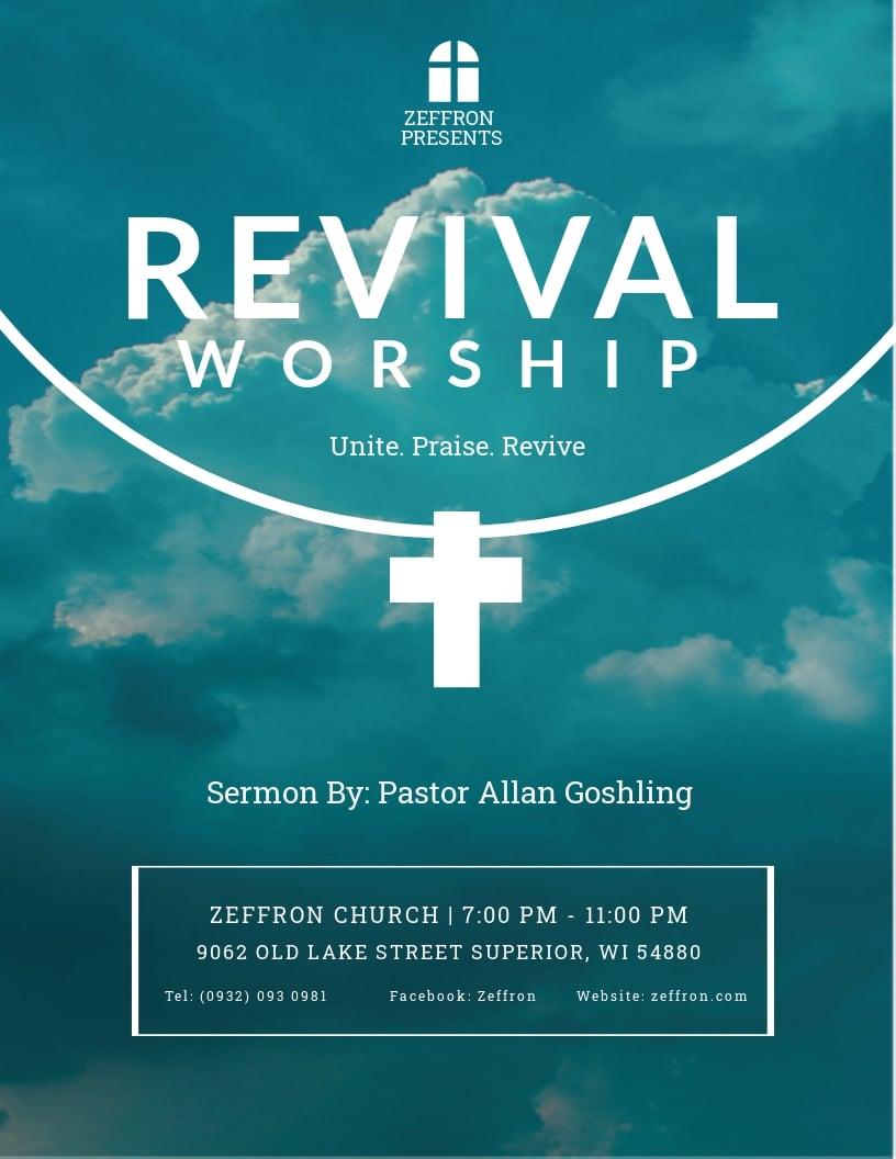 Revival Flyer Template.jpe