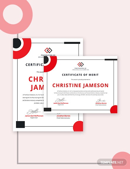 appreciation certificate template for employee 1 1x