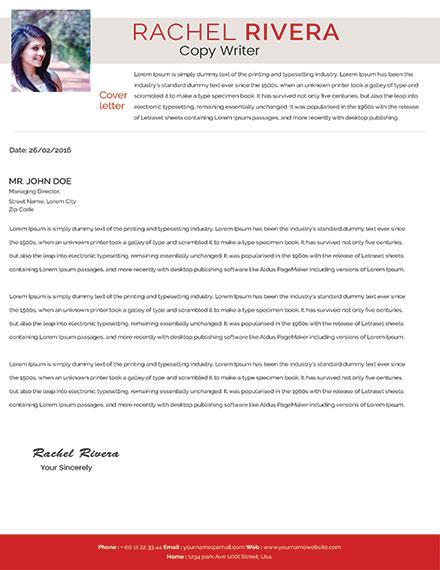 Free Copy Writer Resume