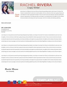 Free Copy Writer Resume