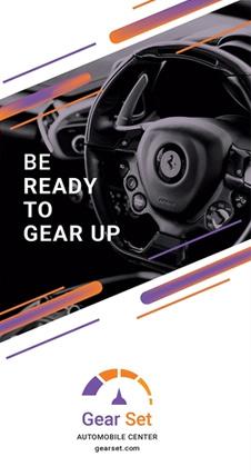 Free Automotive Brochure Template