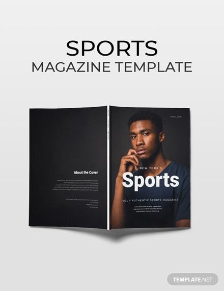 39 free magazine templates download ready made template net