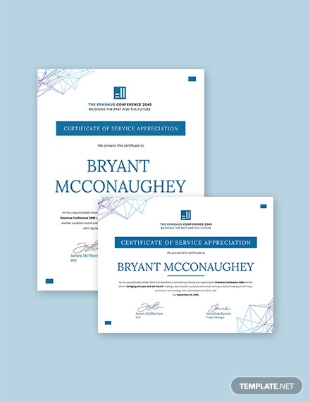 volunteer service certificate template 3 1x 1