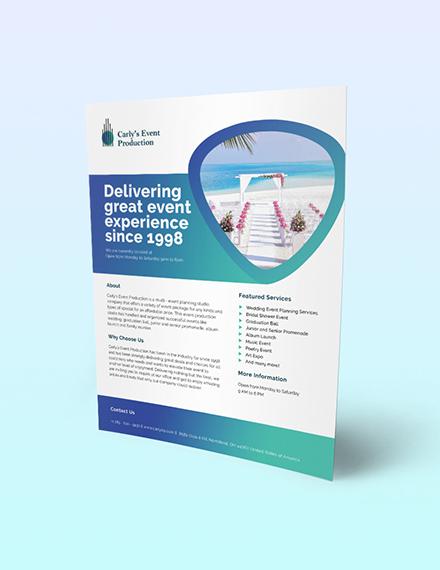 Multipurpose Flyer Download