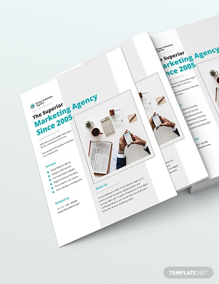 Marketing Consultant Flyer Download