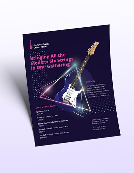Modern Business Flyer Download