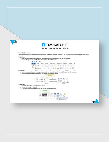 Gap Analysis Report Instructions
