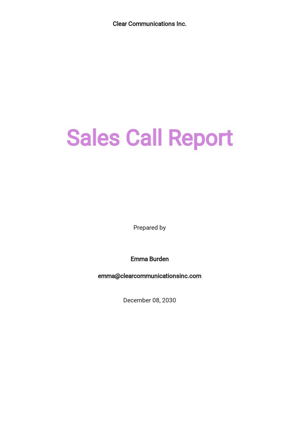Sales Call Report Template.jpe