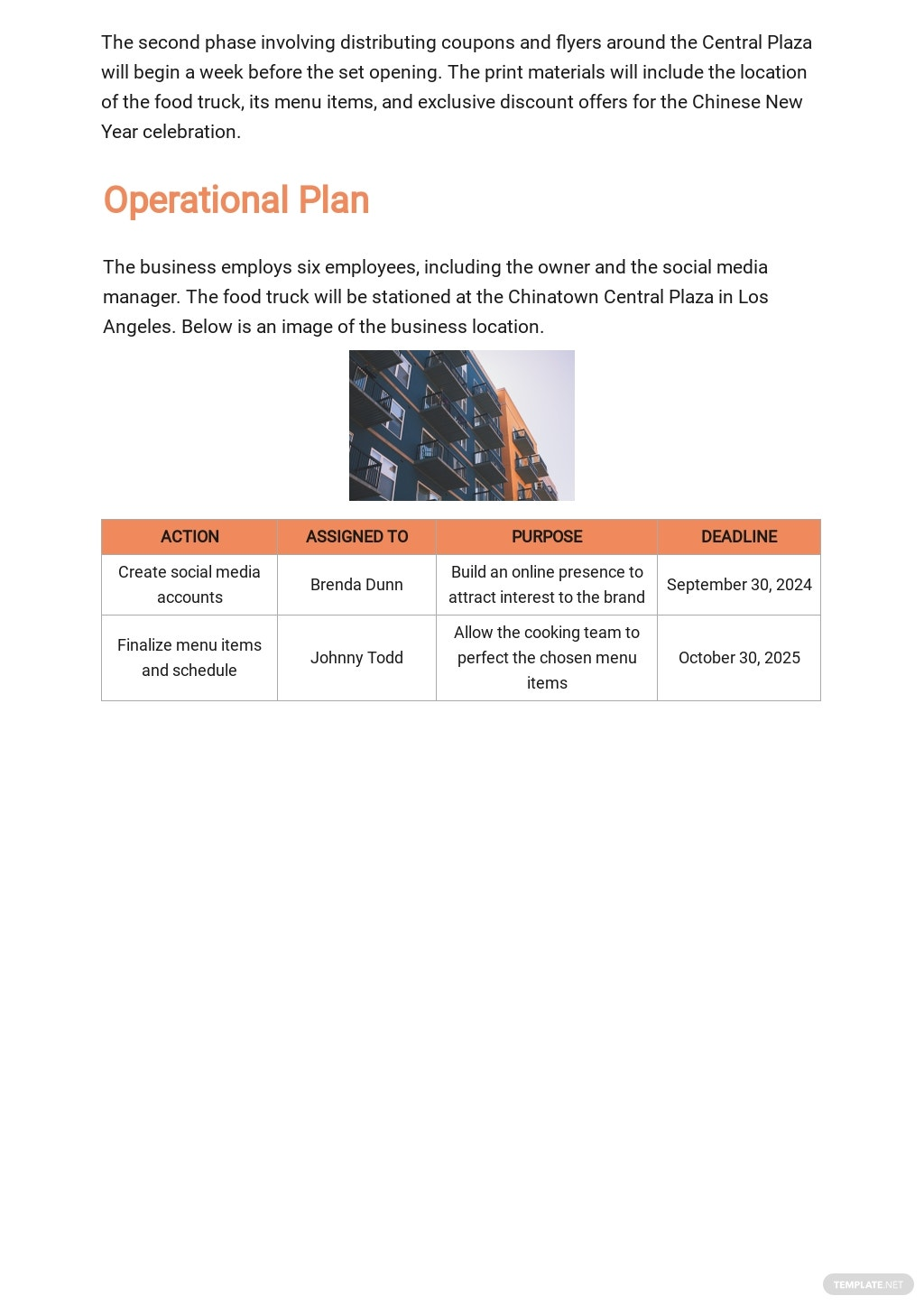 Business Plan Profit And Loss Template 4.jpe