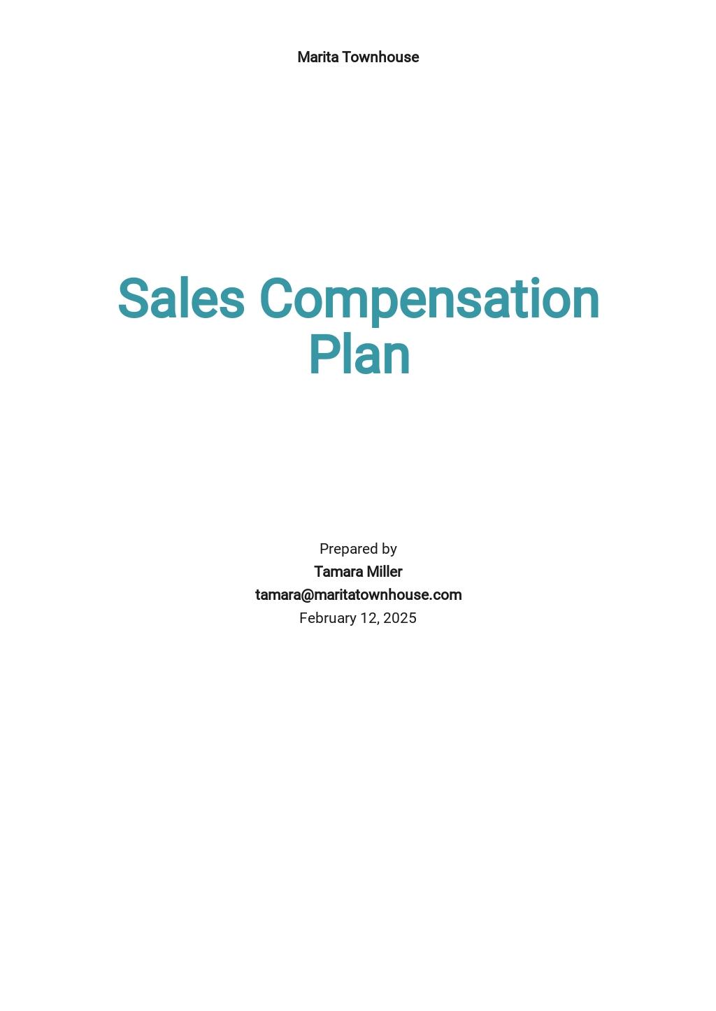 Sales Compensation Plan Template.jpe
