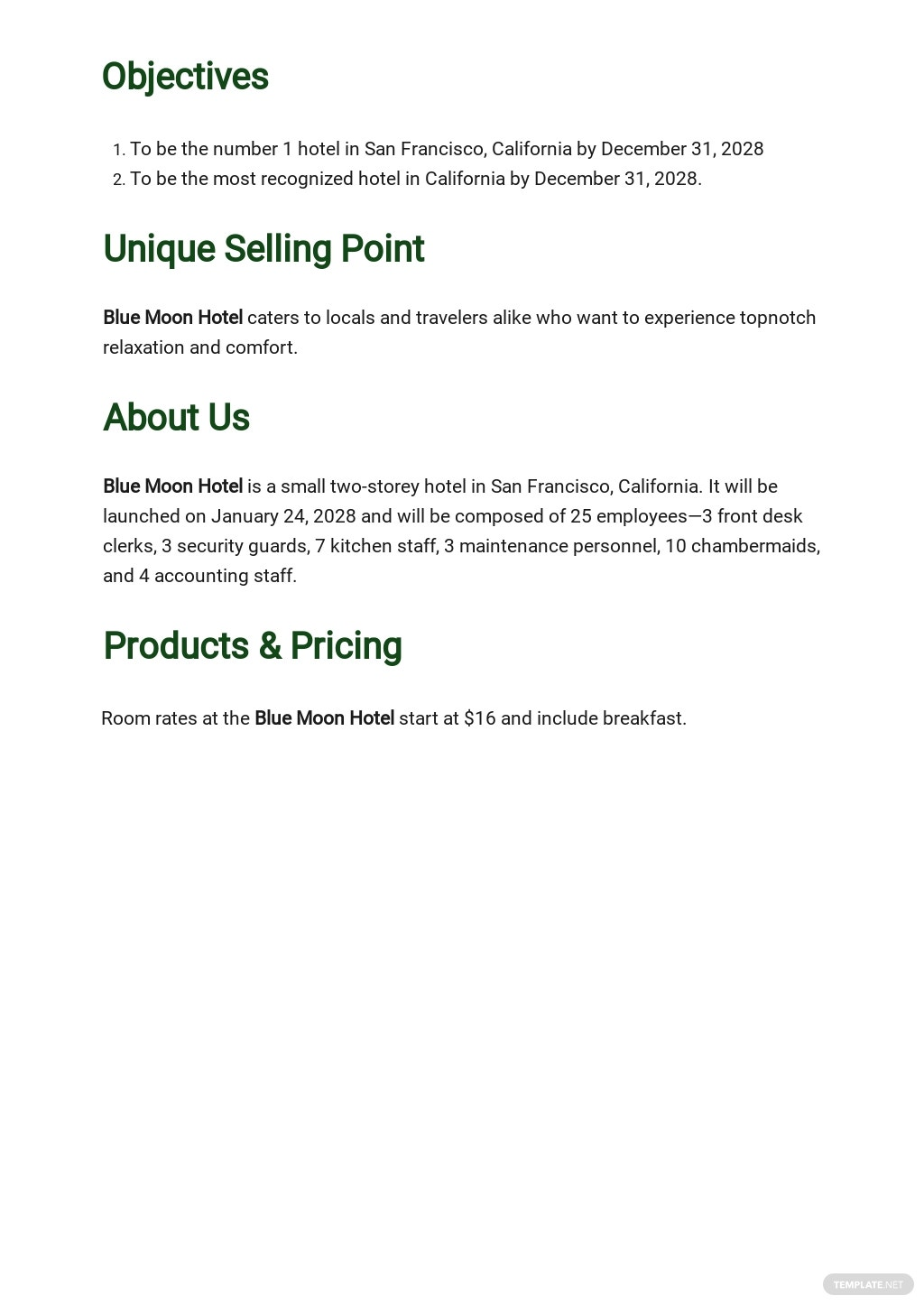 Small Hotel Business Plan Template 1.jpe