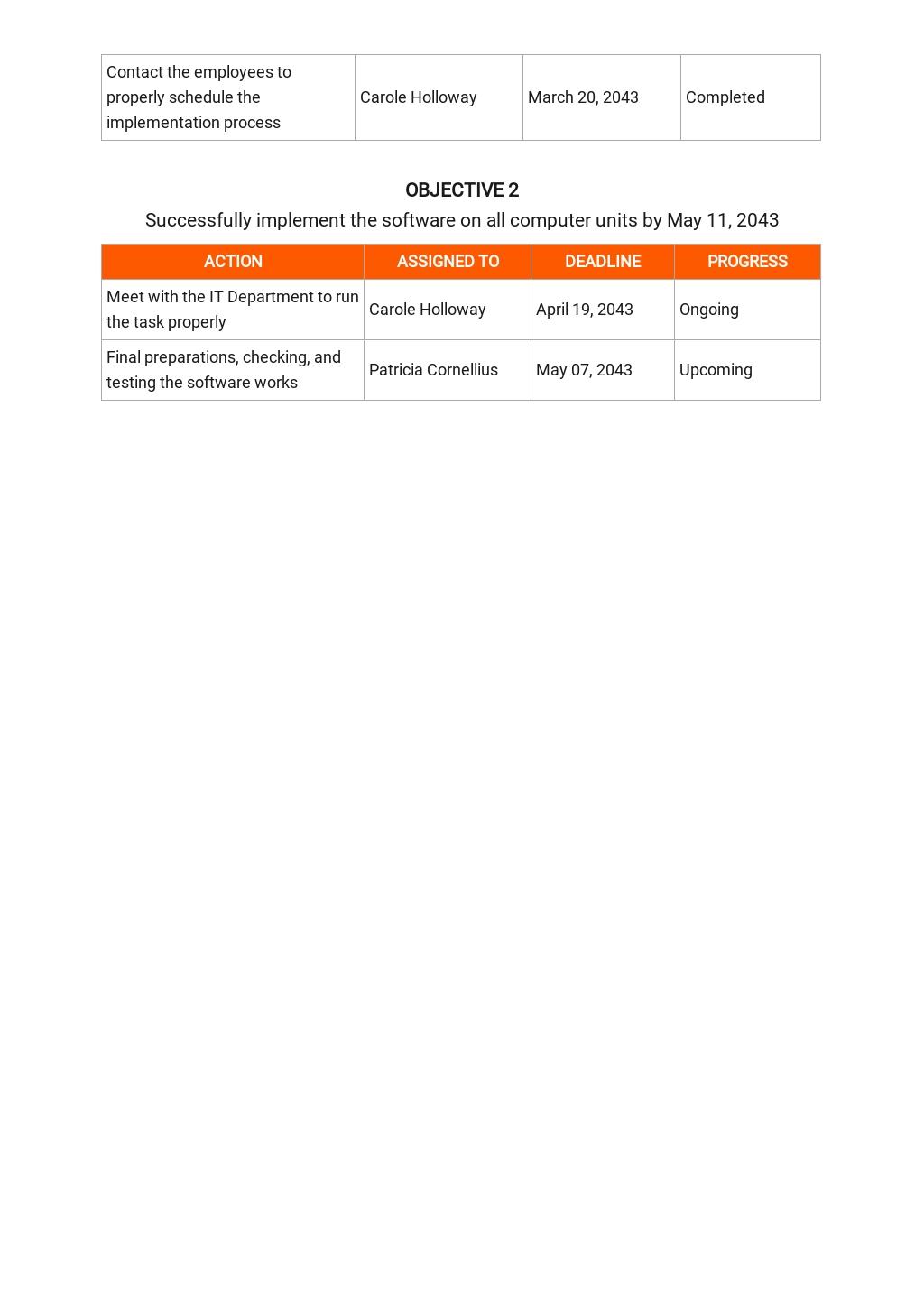 Software Implementation Plan Template 4.jpe