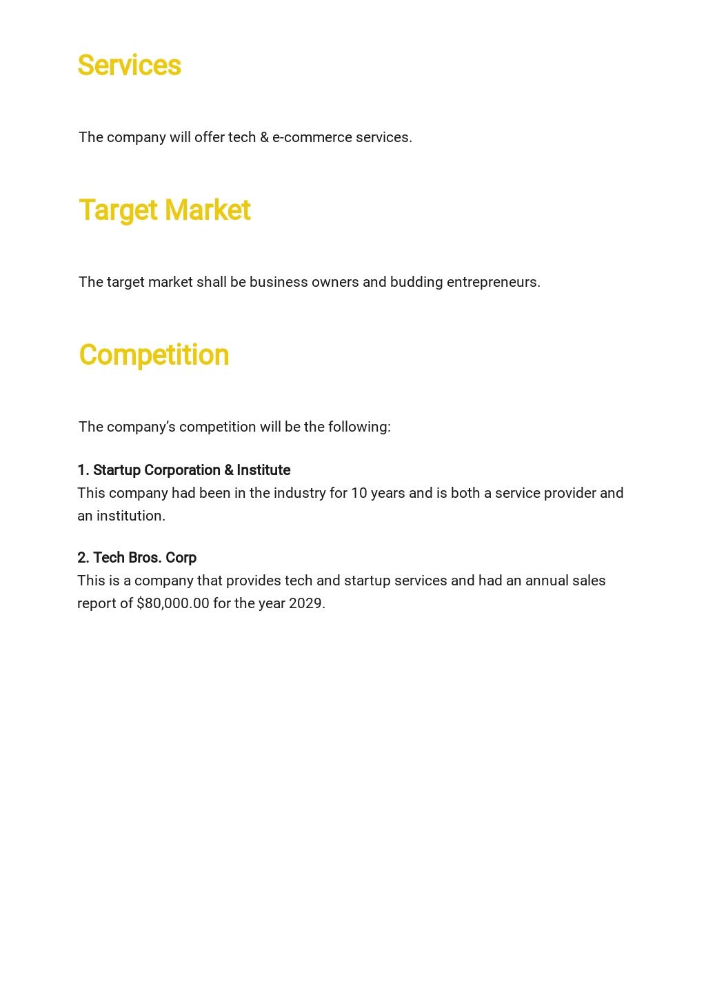 Tech Startup Business Plan Template 2.jpe