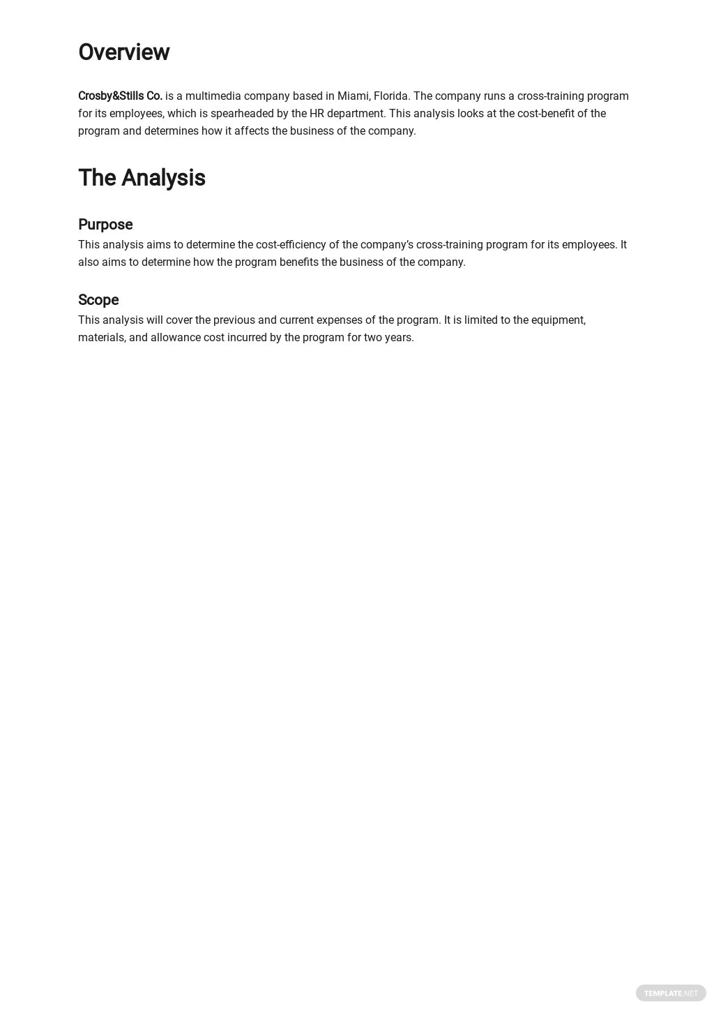 HR Cost Benefit Analysis Template 1.jpe