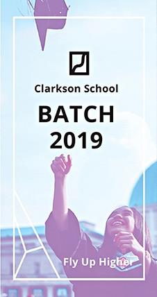 Free Graduation Brochure Template