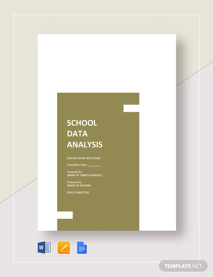 School Data Analysis