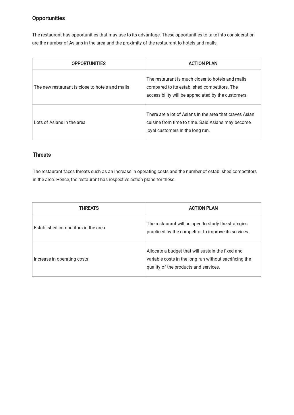 TOWS Analysis Template 2.jpe