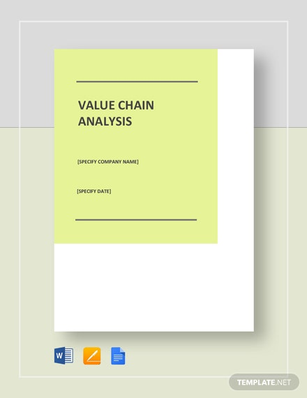 Value Chain Analysis Template: Download 200+ Analysis Templates in