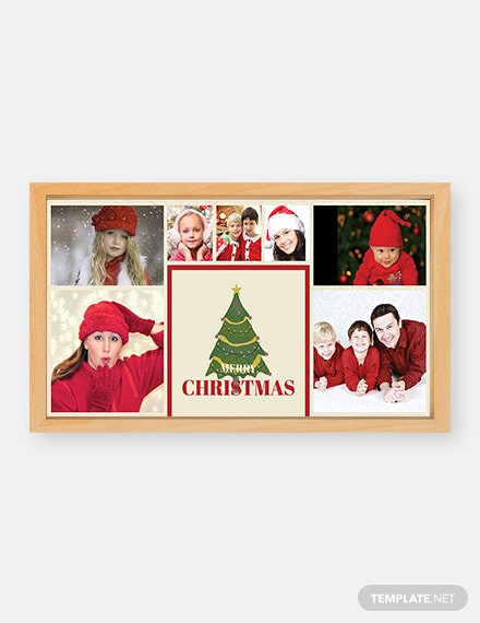 Photography Christmas Photo Card
