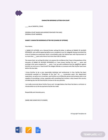 free hr reference letter template download 700 letters in word