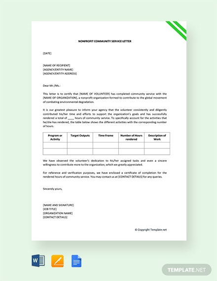 FREE Nonprofit Community Service Letter Template - Word ... on soccer letterhead template, government letterhead template, family letterhead template, community service company letterhead, sports letterhead template, golf letterhead template, education letterhead template, church letterhead template, basketball letterhead template, housing letterhead template, transportation letterhead template, theater letterhead template, real estate letterhead template,