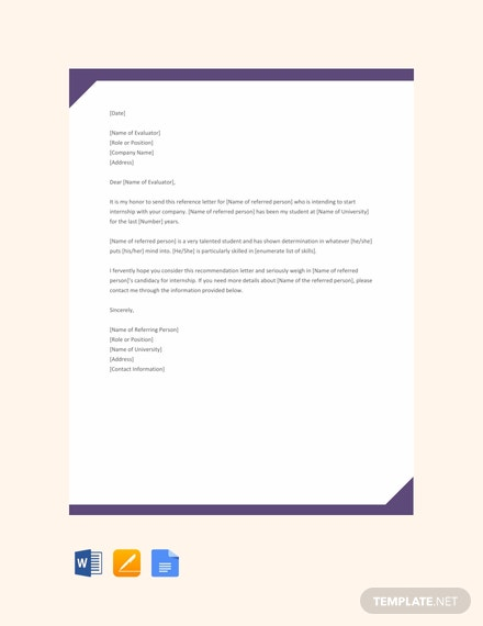 free internship resignation letter template download 700 letters