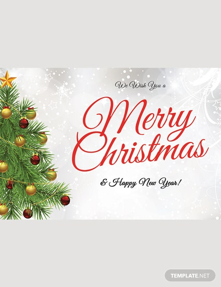 free christmas and new year greeting card template in adobe photoshop microsoft word publisher apple pages templatenet