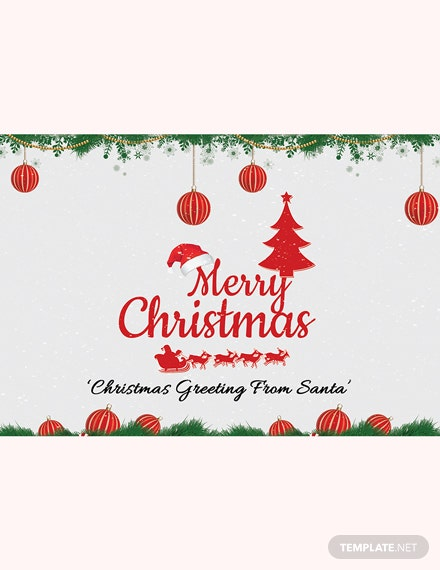 microsoft word christmas card templates