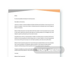 Free Work Reference Letter Template