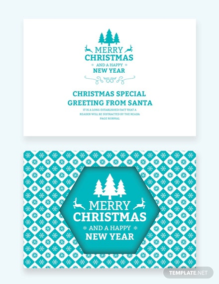 free christmas and new year card template in adobe photoshop microsoft word publisher apple pages templatenet