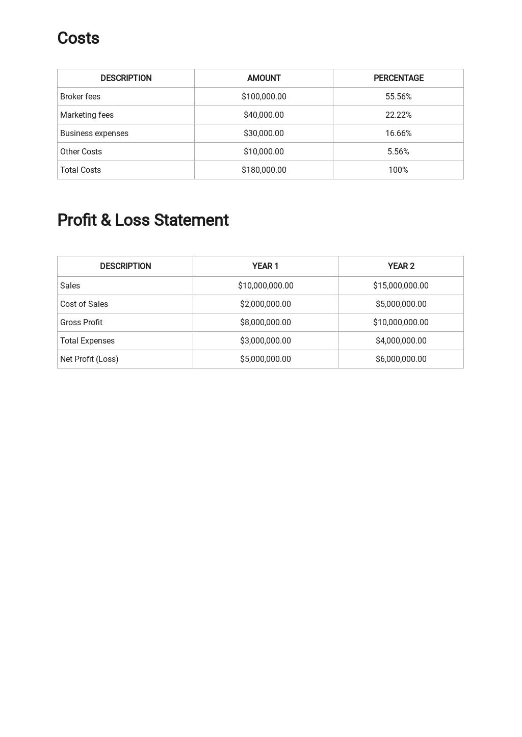 Real Estate Financial Analysis Template 2.jpe