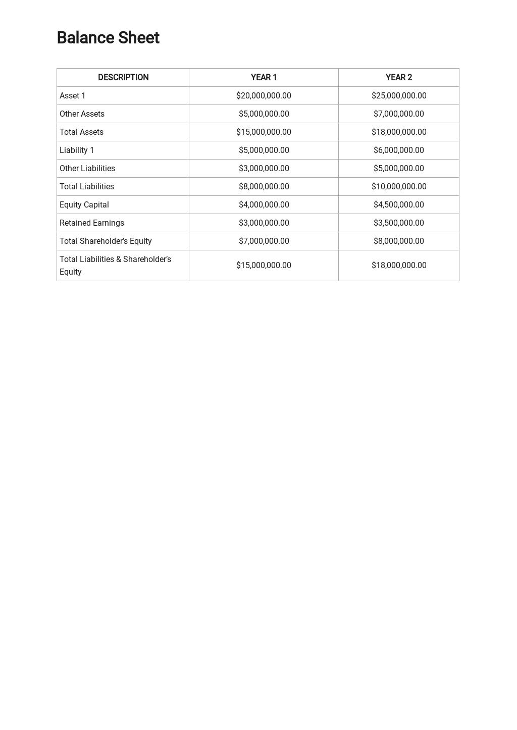 Real Estate Financial Analysis Template 3.jpe