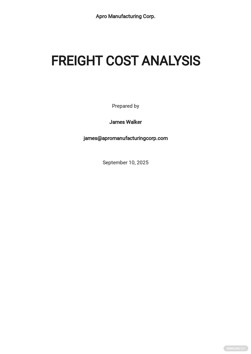 Freight Cost Analysis Template.jpe