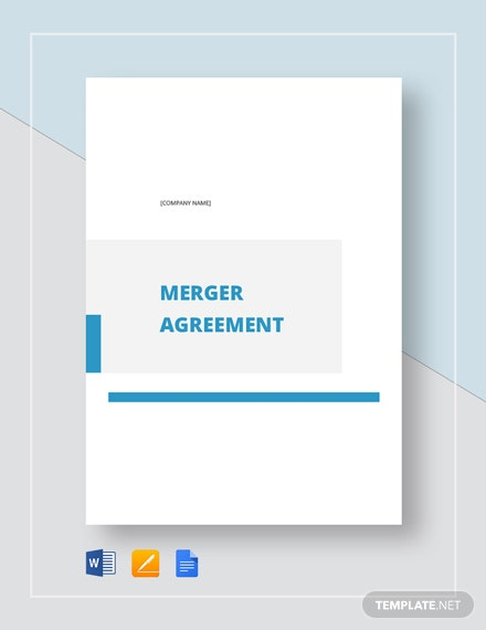 merger agreement 2