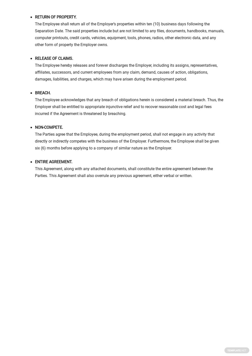 Employment Separation Agreement Template 2.jpe