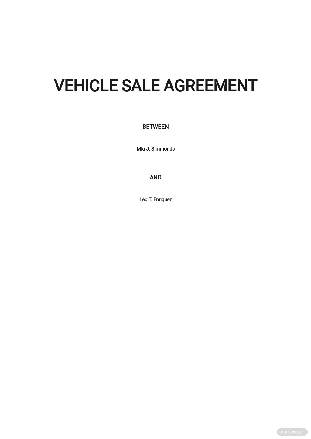 Vehicle Sale Agreement Template.jpe
