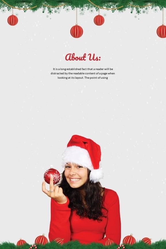 Free Minimal Christmas Thank You Card Template 1.jpe