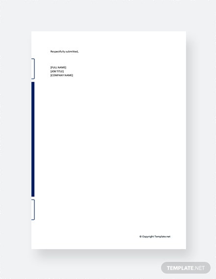 free formal bid proposal template download 700 letters in word