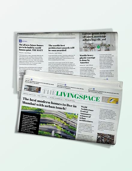 Interior Design Newspaper Download