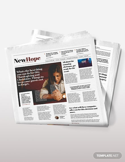 Religious Newspaper Download