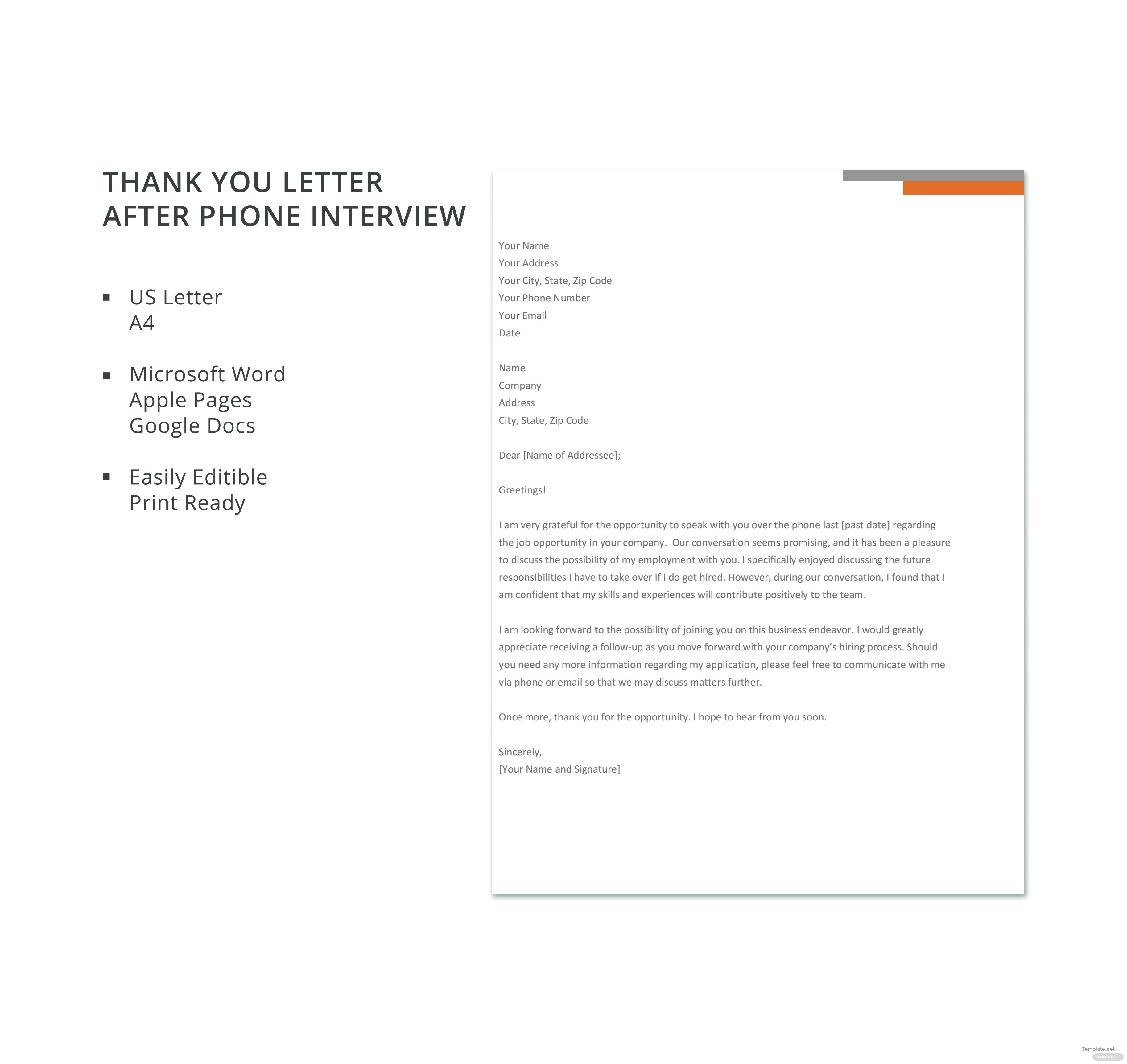 Cool Phone Interview Template Images Entry Level Resume Templates