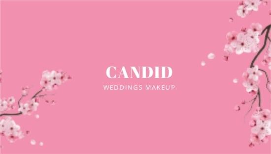Bridal Makeup Artist Business Card Template.jpe