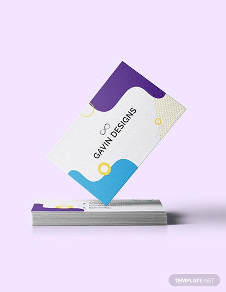 Creative Business Card for Designers Download