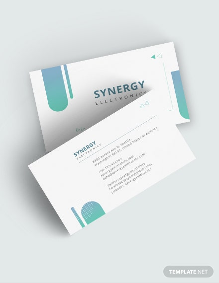 Creative Transparent Business Card Template Download 155 Business