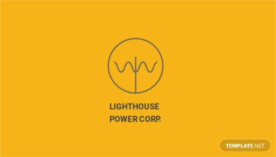 Electrician Business Card Template.jpe
