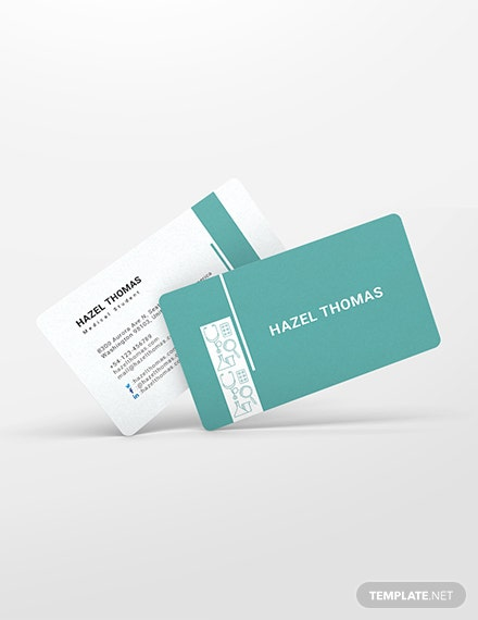 Free Medical Business Card Template Download 162 Business Cards In