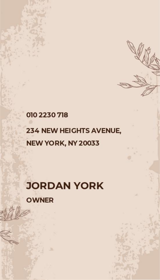 Bakery Shop Business Card Template 1.jpe